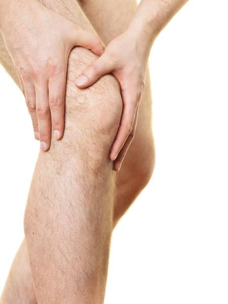 нога не сгибается в колене