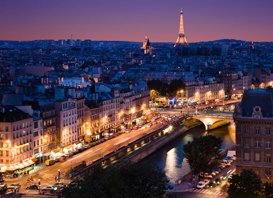 Фото №1 - Париж для тусовщиц