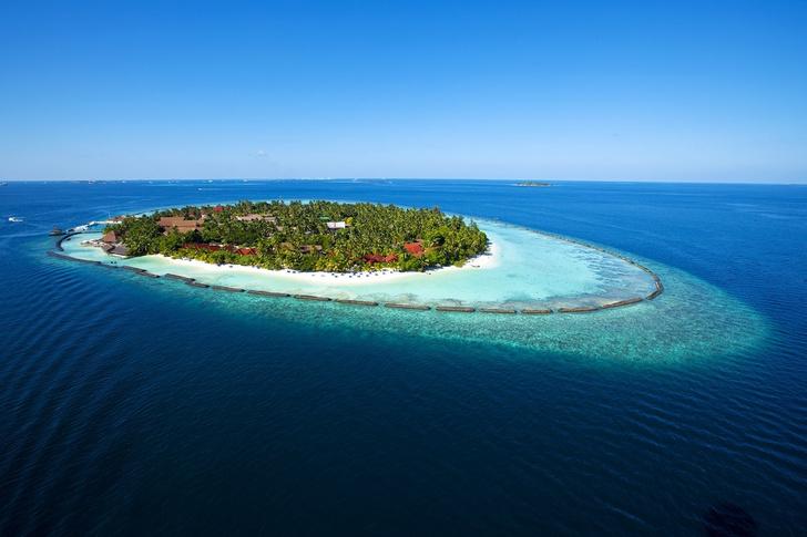 Фото №1 - 10 удивительных фактов о необычном отеле Kurumba Maldives