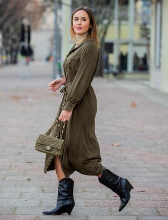 Фото №5 - Деловая мода: 5 трендов зимы, идеально подходящих для офиса