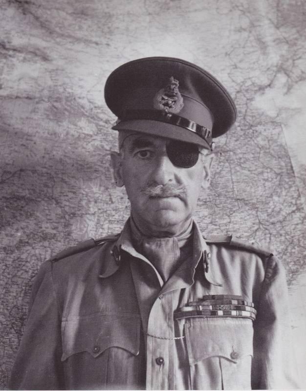 Фото №1 - Калека-вояка. Бравая биография генерала Адриана Картона де Виарта