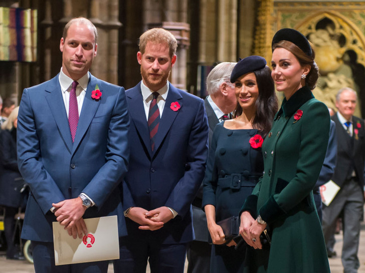Фото №2 - Ход Кембриджских: какой ответ Кейт и Уильям готовят Сассекским