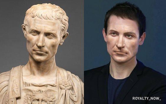 Фото №4 - Как выглядели бы в реальной жизни знаменитые статуи