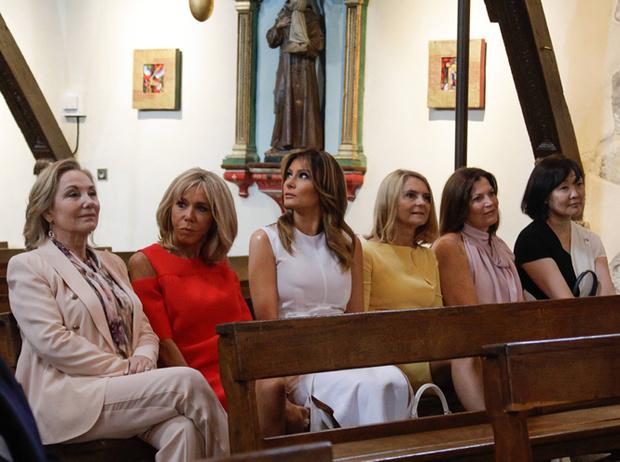 Фото №3 - G7 в Биаррице: как выглядят жены лидеров «Большой семерки»