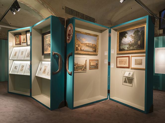 Фото №2 - A Palace and the City: выставка в музее Salvatore Ferragamo