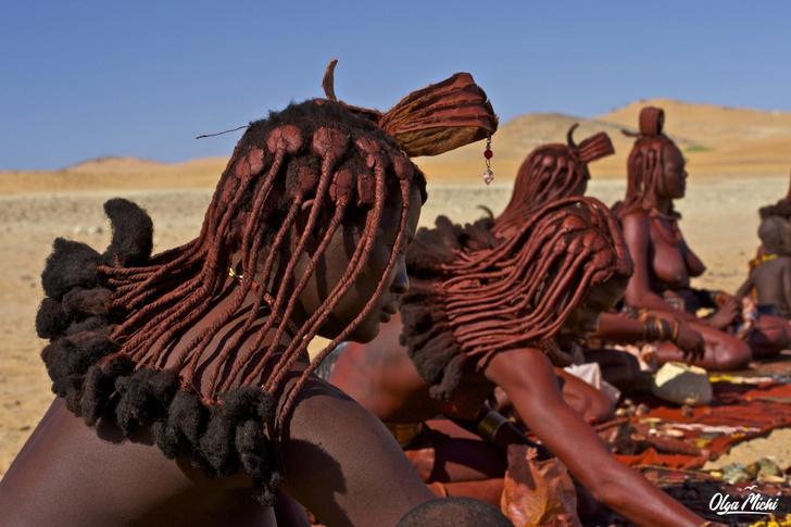 Фото №5 - Африка: нетрадиционные традиции