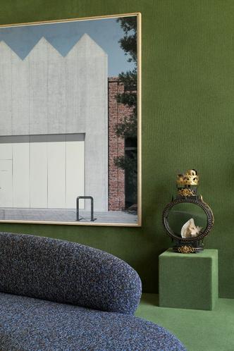 Фото №6 - Новая экспозиция в лофте VitraHaus от студии Charlap Hyman & Herrero