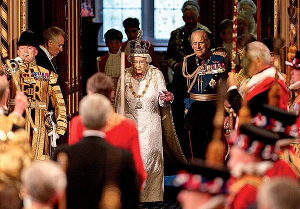 Фото №2 - Британский парламент глазами прислуги