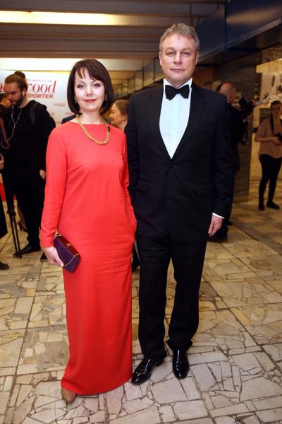Вера Новикова и Сергей Жигунов