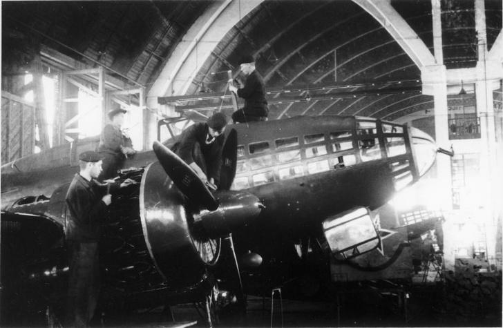 Фото №6 - Будни дальнобойщика: Ил-4, который первым бомбил Берлин