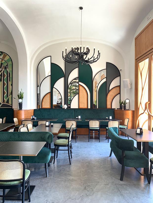 Фото №2 - Ресторан La Biglietteria в итальянском театре