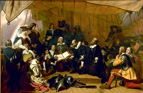Фото №5 - Осень патриархов: как открывали Америку