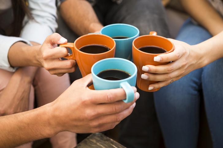Фото №1 - Кофе и вино улучшают кишечную микрофлору