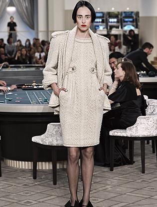 Фото №29 - Неделя Высокой моды в Париже: Chanel FW2015/16