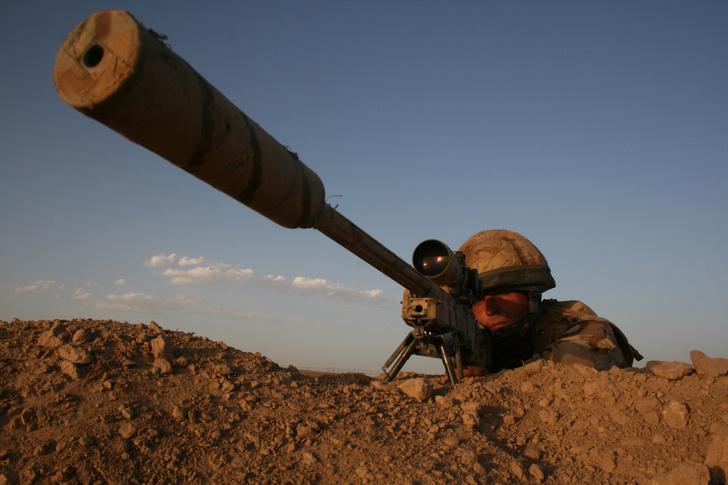 Фото №4 - Сидячая работа: 5 главных мифов о снайперах