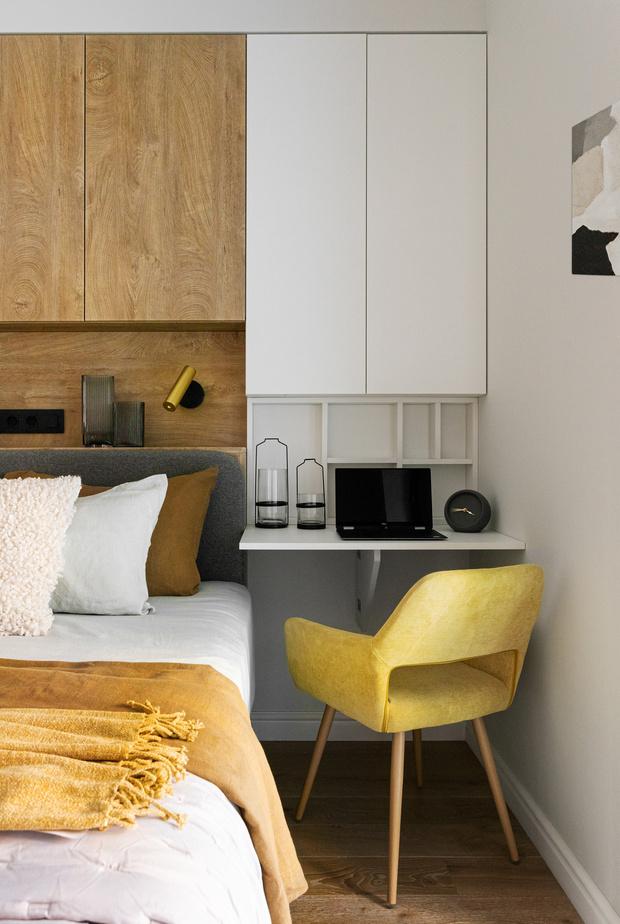 Фото №6 - Уютная светлая квартира 76 м² для молодой семьи с ребенком