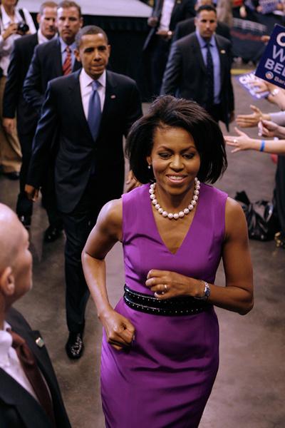 Мишель Обама (Michelle Obama)