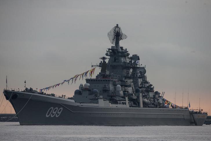 Фото №4 - Плавучие крепости: самые большие военные корабли прошлого и настоящего