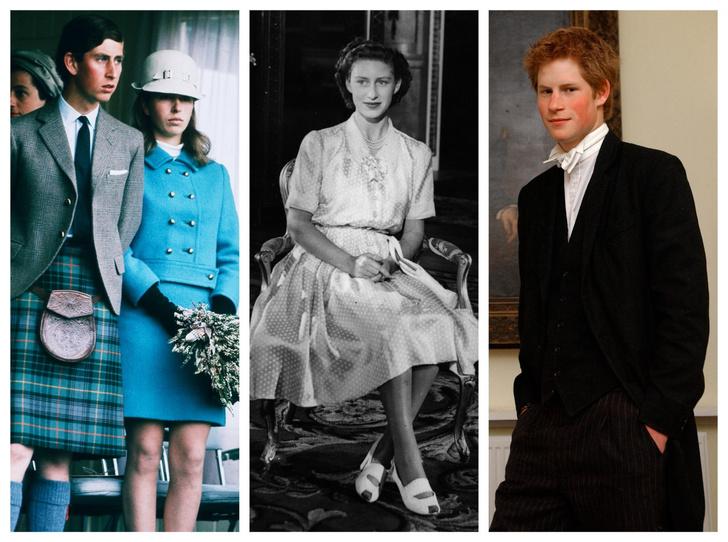 Фото №1 - Бунтари и отличники: как королевские особы выглядели в подростковом возрасте