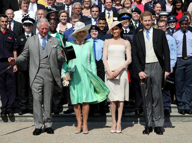 Фото №3 - Герцогиня-грубиянка: как Меган оскорбила принца Чарльза в его день рождения