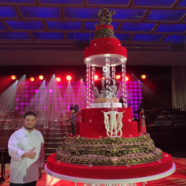 400-килограмовый торт для Филиппа Киркорова