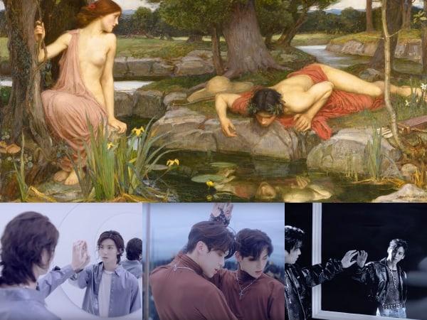 Фото №1 - Глубокомысленный k-pop: 10 случаев, когда айдолы заимствовали образы из мифов Древней Греции