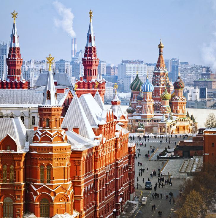 Фото №1 - Москва признана одним из лучших туристических направлений по версии TripAdvisor Travelers' Choice