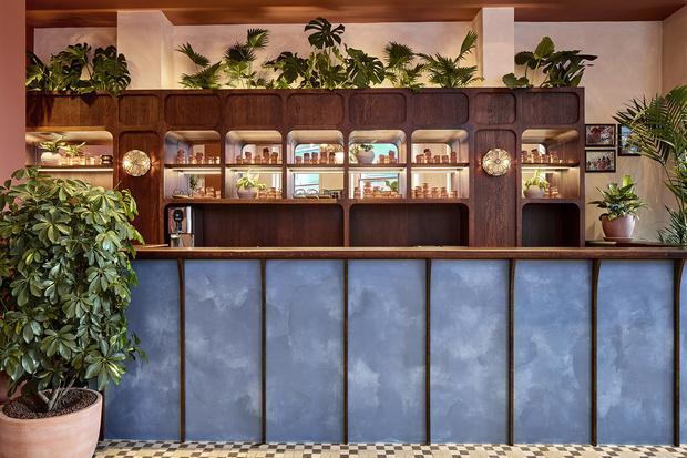 Фото №2 - Индийский ресторан Darjeeling Express в Лондоне