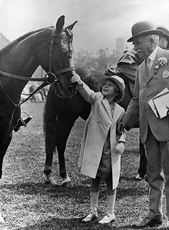 Фото №17 - Принцесса Лилибет: редкие детские фотографии Елизаветы II