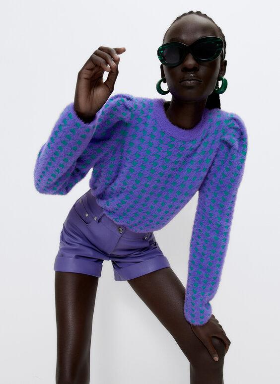 Фото №9 - 12 ярких свитеров, которые сделают вашу осень уютной