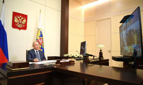 Фото №1 - «Давайте вы не доложите, а начнете». Путин поручил начать масштабную вакцинацию от коронавируса уже на следующей неделе