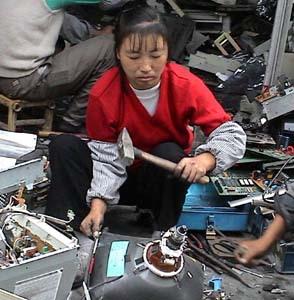 Фото №1 - Китай превратился в электронную свалку