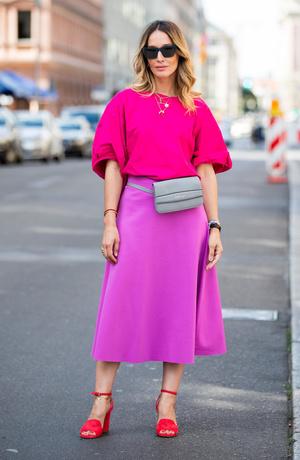 Фото №3 - Модная радуга: 10 самых смелых цветовых сочетаний, которые стоит попробовать
