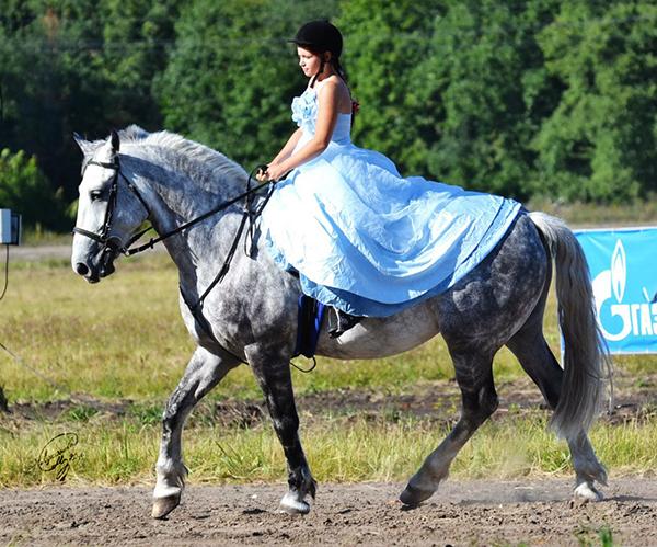 Фото №50 - Девушки на коне: самые романтичные наездницы Ульяновска