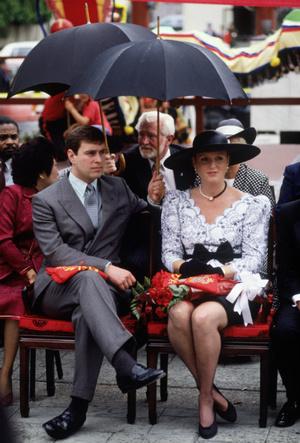 Фото №7 - Ничто не разлучит: 7 фактов о скандальном браке Эндрю и Сары, которые вы могли не знать