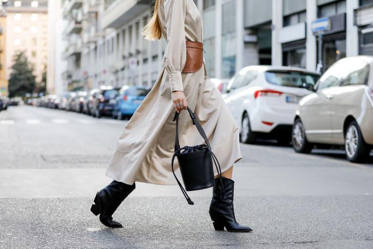 Самые модные сапоги сезона осень-зима 2020/2021