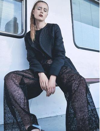 Фото №3 - Молодые и талантливые: новые дизайнеры на Mercedes-Benz Fashion Week Russia