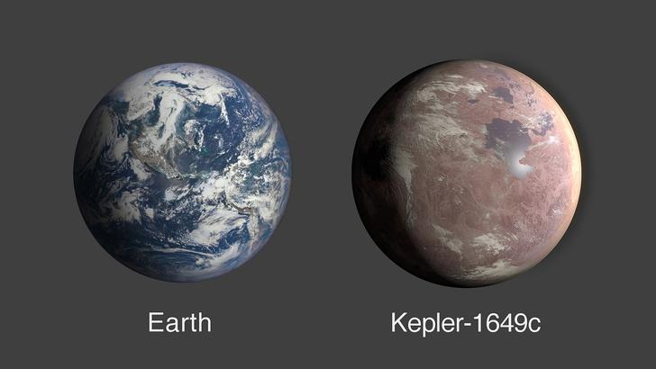 Фото №1 - Ученые нашли «двойника» Земли
