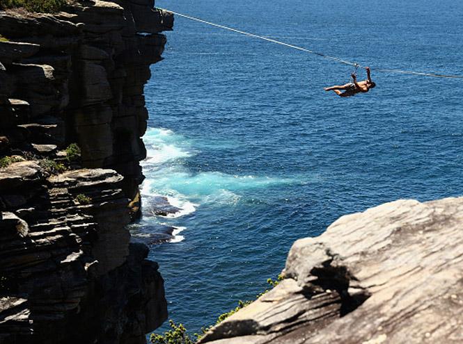 Фото №4 - На личном опыте: прыжок в бухту с акулами