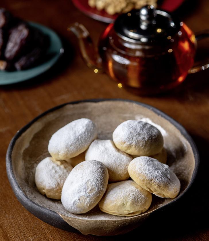 Фото №3 - Форменное благочестие: печенье маамуль как благодарность за жизнь