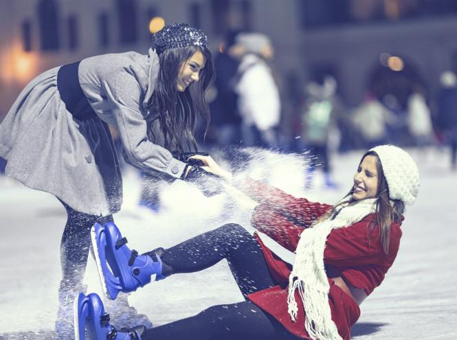 Фото №3 - Активная зима: как быстро научиться зимним видам спорта?