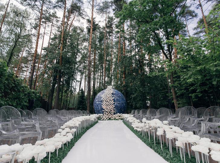 Фото №17 - Лучшие свадебные площадки Москвы
