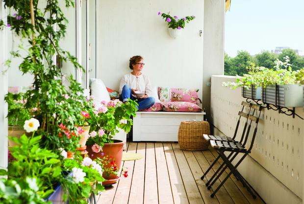 Фото №4 - Как превратить балкон в уютное гнездышко: 3 бюджетных идеи