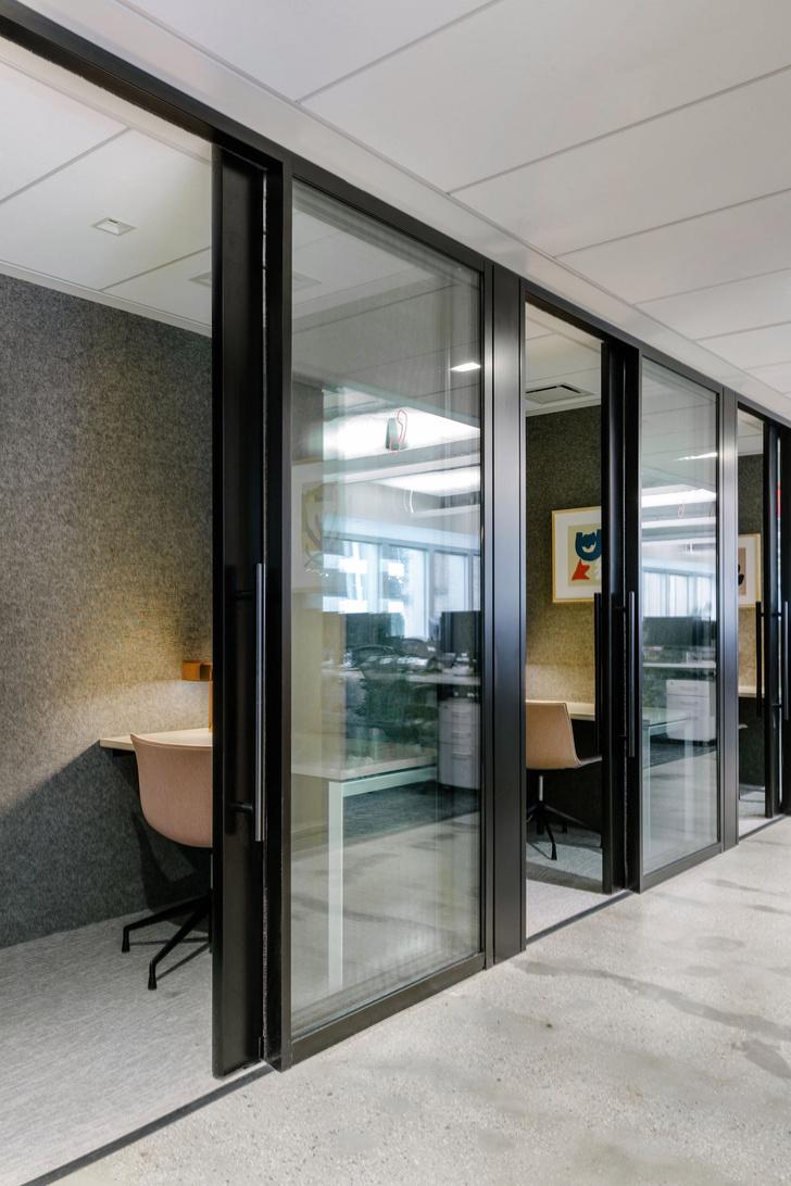 Фото №10 - Офис в светлых тонах в Нью-Йорке