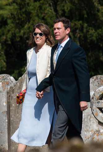Фото №3 - Почему принцесса Евгения и Джек Бруксбэнк не подпишут брачный контракт