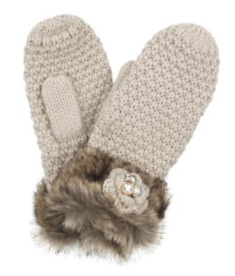 Фото №7 - Что носить зимой: топ-6 модных варежек
