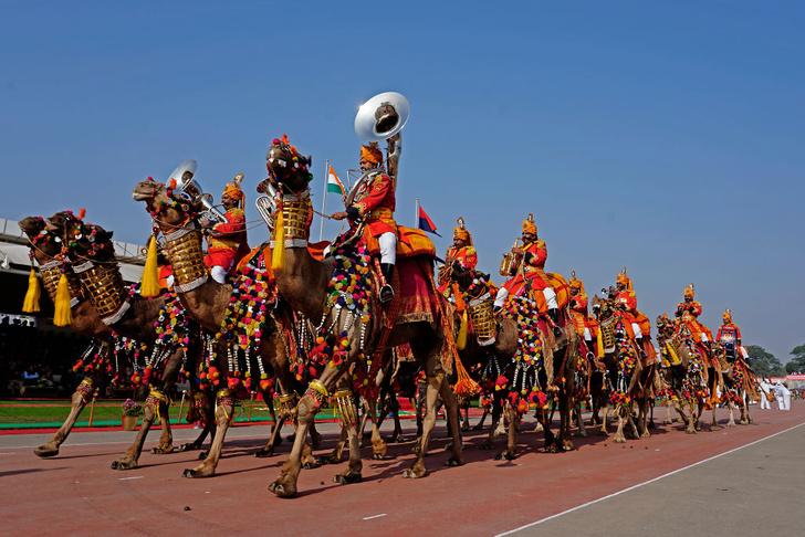 Фото №8 - Часть мундира: необычная парадная военная форма разных стран мира