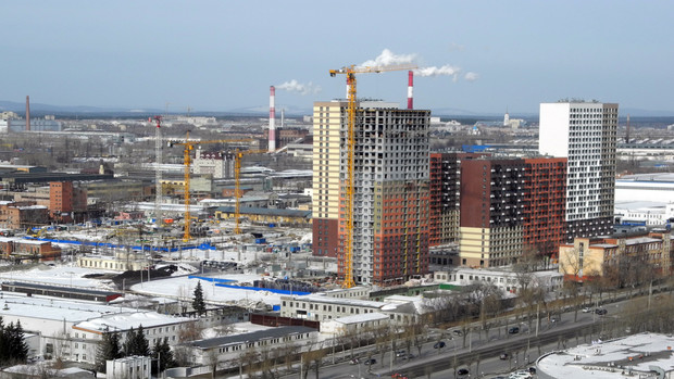 Фото №1 - Госдума приняла закон о создании единого госзаказчика в сфере строительства