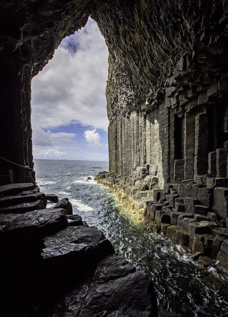 Фото №2 - Осмотр на месте: Фингалова пещера, Шотландия