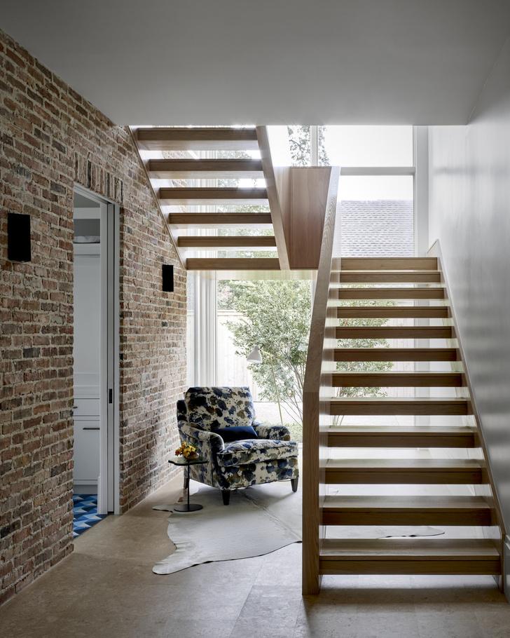 Фото №3 - Современный дом в синих тонах в Далласе
